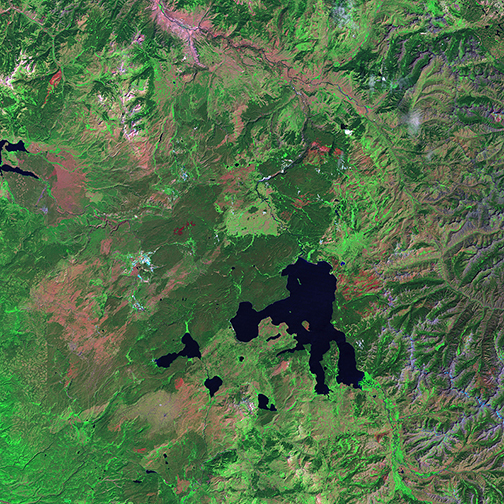 NASA - Yellowstone National Park