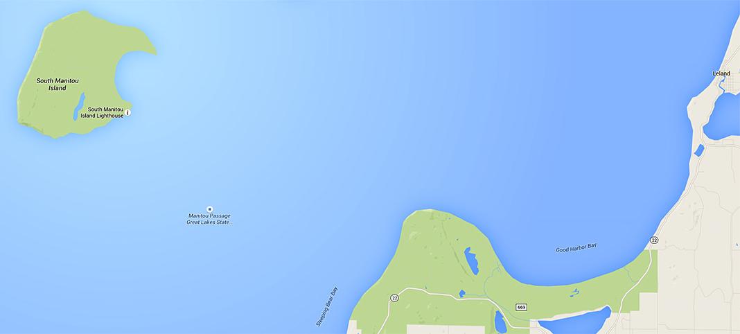 South Manitou Island - Leelanau County Michigan