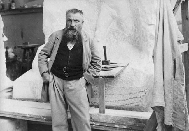 Augest Rodin